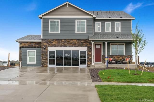 1255 Baker Pass Street, Severance, CO 80550 (MLS #8798389) :: Kittle Real Estate