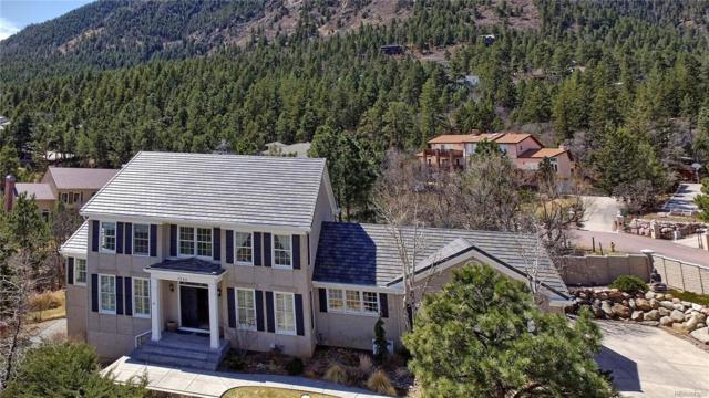 1585 Old Stage Road, Colorado Springs, CO 80906 (#8798588) :: The Galo Garrido Group