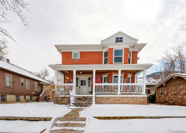 1028 Pleasant Street, Boulder, CO 80302 (#8799219) :: Bring Home Denver with Keller Williams Downtown Realty LLC