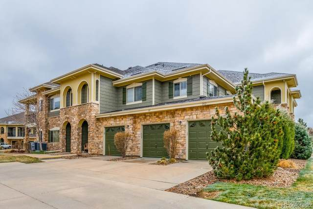 11384 Xavier Drive #101, Westminster, CO 80031 (#8799232) :: The Harling Team @ Homesmart Realty Group