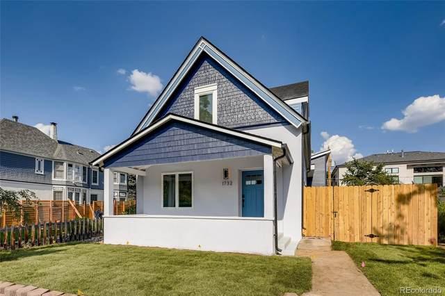 1732 S Pennsylvania Street, Denver, CO 80210 (#8799682) :: Kimberly Austin Properties
