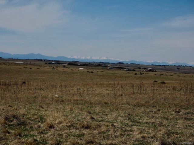 Parcel 5 Ptarmigan Road, Parker, CO 80138 (#8800064) :: Bring Home Denver