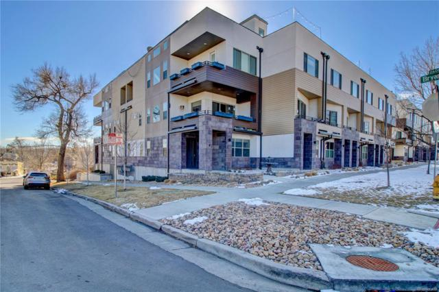 2602 W 24th Avenue #4, Denver, CO 80211 (#8800567) :: HomePopper