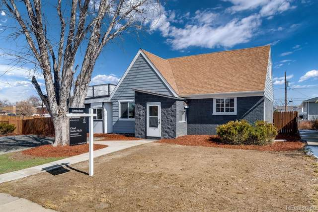 7280 Utica Street, Westminster, CO 80030 (MLS #8800681) :: Kittle Real Estate