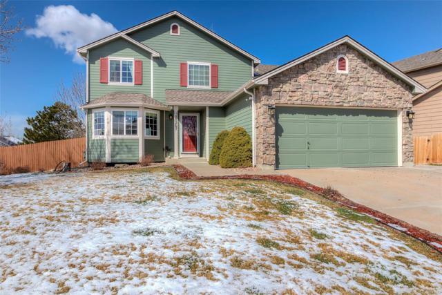 11267 Tamarron Place, Parker, CO 80138 (#8800935) :: The Peak Properties Group