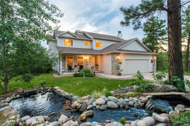 8808 S Murphy Gulch Road, Littleton, CO 80127 (#8801568) :: The Griffith Home Team