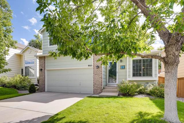 9511 Castle Ridge Circle, Highlands Ranch, CO 80129 (#8801664) :: The DeGrood Team