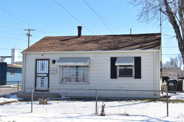 4162 Milwaukee Street, Denver, CO 80216 (#8801954) :: The Heyl Group at Keller Williams
