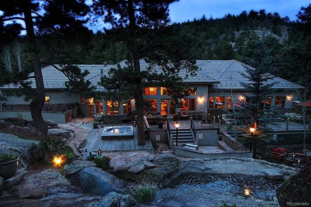 6887 Timbers Drive, Evergreen, CO 80439 (#8802018) :: Colorado Home Finder Realty