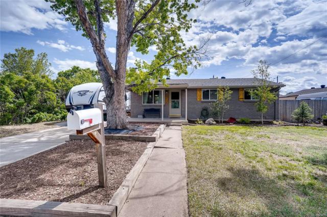 6824 W 53rd Avenue, Arvada, CO 80002 (MLS #8802435) :: 8z Real Estate