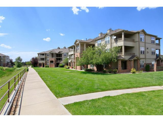 12816 Ironstone Way #103, Parker, CO 80134 (MLS #8802968) :: 8z Real Estate