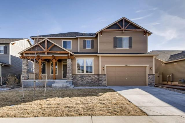 4353 Manorbrier Circle, Castle Rock, CO 80104 (MLS #8802980) :: Bliss Realty Group