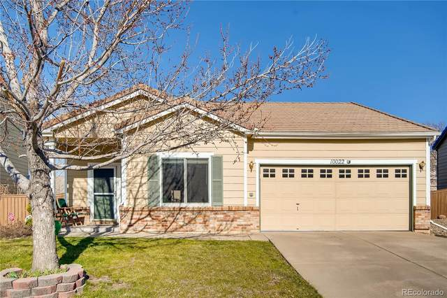 10022 Apollo Bay Way, Highlands Ranch, CO 80130 (#8803685) :: Colorado Home Finder Realty