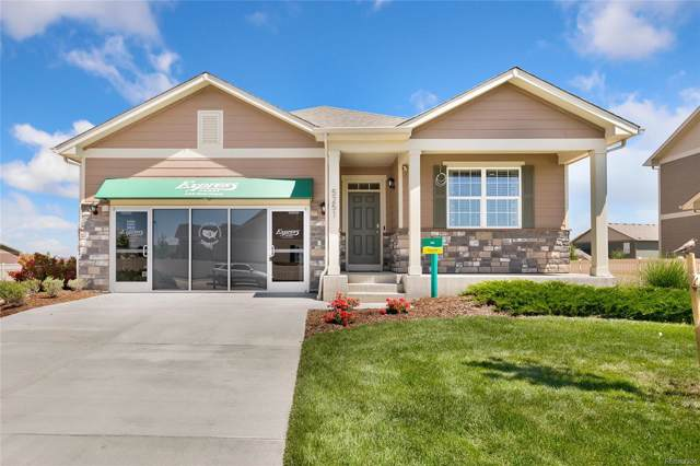 7223 Clarke Drive, Frederick, CO 80530 (MLS #8803697) :: Bliss Realty Group