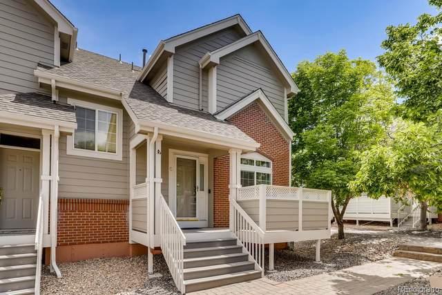 17052 E Warren Place C, Aurora, CO 80013 (#8803853) :: West + Main Homes