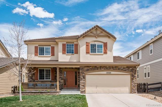 10260 Greenfield Circle, Parker, CO 80134 (#8804326) :: Briggs American Properties