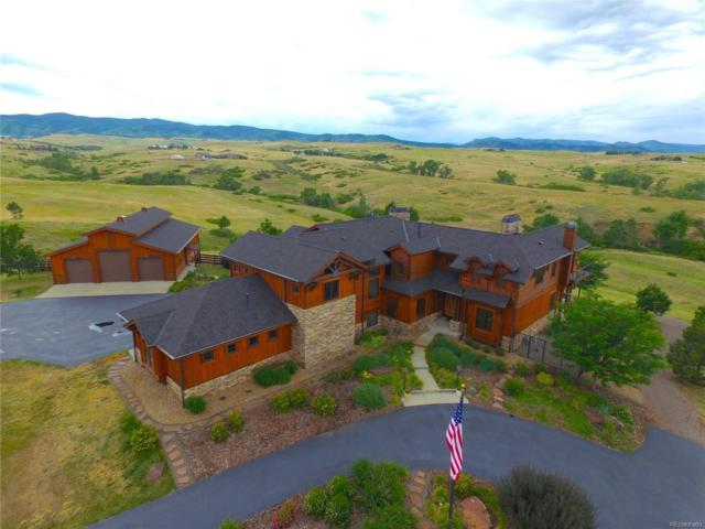 6670 Lambert Ranch Crossing, Sedalia, CO 80135 (MLS #8804387) :: 8z Real Estate