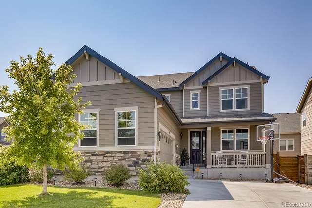 690 E Dry Creek Pl, Littleton, CO 80122 (MLS #8804416) :: 8z Real Estate