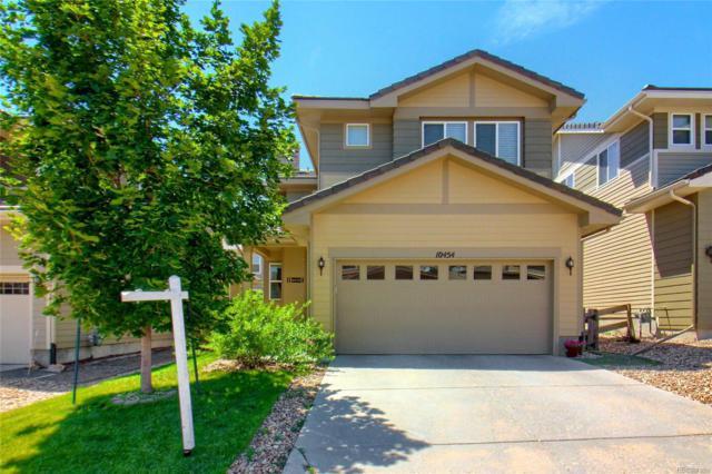 10454 Rutledge Street, Parker, CO 80134 (#8804726) :: HomePopper