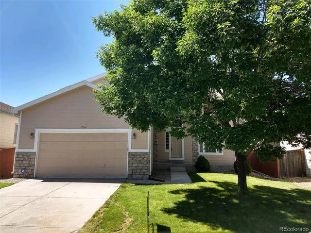 1214 W 111th Place, Northglenn, CO 80234 (#8804960) :: The DeGrood Team