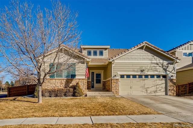 17013 E 102nd Avenue, Commerce City, CO 80022 (MLS #8805581) :: 8z Real Estate