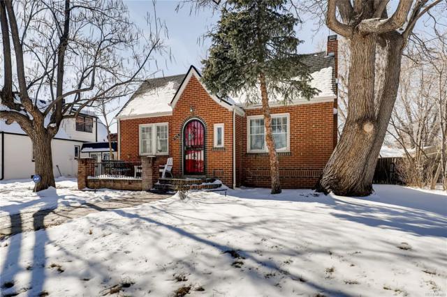 1615 Xanthia Street, Denver, CO 80220 (#8805683) :: Bring Home Denver