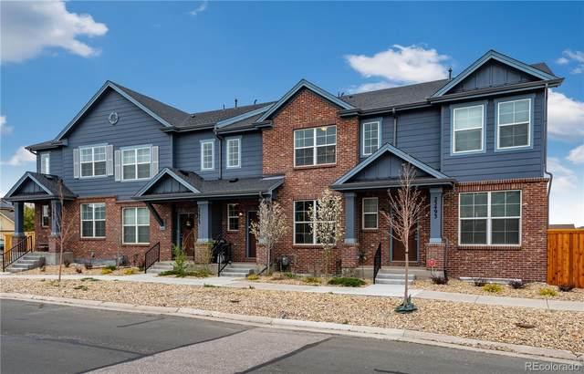 23483 E Chenango Place, Aurora, CO 80016 (MLS #8805842) :: 8z Real Estate