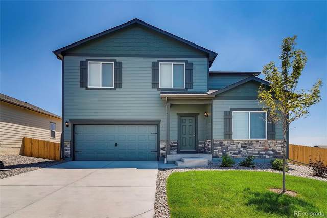 1072 Long Meadows Street, Severance, CO 80550 (#8805865) :: The Dixon Group
