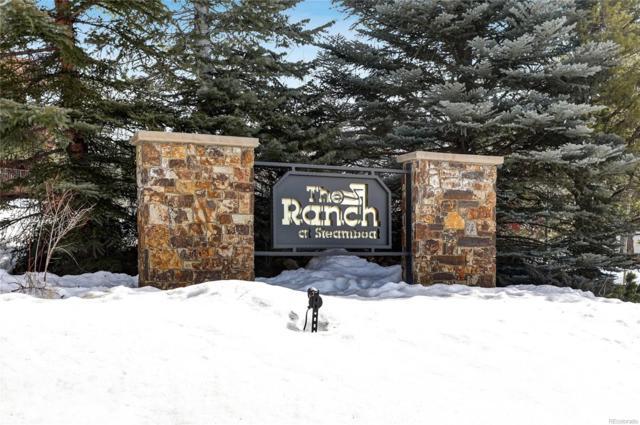 1675 Ranch Road #407, Steamboat Springs, CO 80487 (MLS #8805947) :: 8z Real Estate