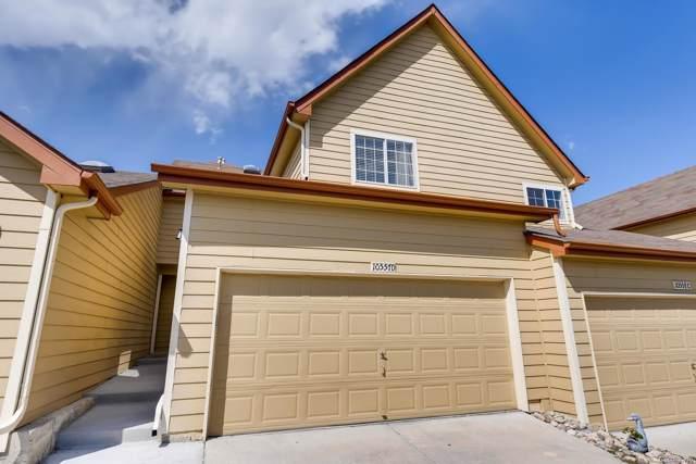 10557 W Maplewood Drive D, Littleton, CO 80127 (MLS #8806005) :: 8z Real Estate