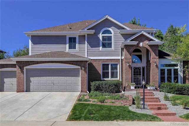 11672 E Dorado Avenue, Englewood, CO 80111 (MLS #8806117) :: Keller Williams Realty