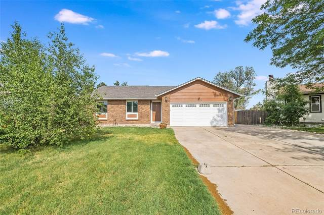 1654 S Olathe Street, Aurora, CO 80017 (#8806234) :: The Colorado Foothills Team | Berkshire Hathaway Elevated Living Real Estate