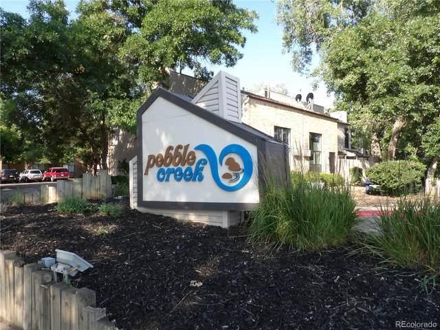 3550 S Harlan Street #300, Denver, CO 80235 (MLS #8806433) :: Find Colorado