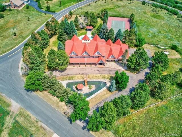 155 W Loma Circle, Castle Rock, CO 80108 (#8807023) :: iHomes Colorado