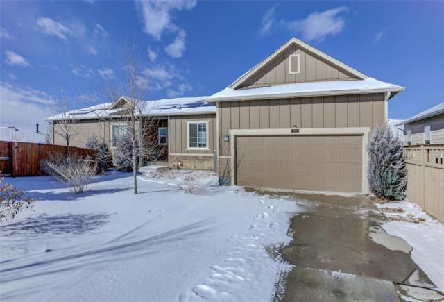 2790 Fairway Pointe Drive, Erie, CO 80516 (#8807142) :: The City and Mountains Group