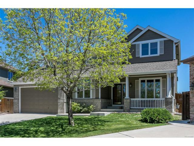 10406 W Walker Place, Littleton, CO 80127 (MLS #8807180) :: 8z Real Estate