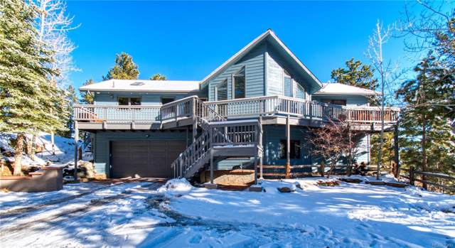 89 Upper Elk Valley Drive, Evergreen, CO 80439 (MLS #8807220) :: 8z Real Estate