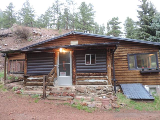 13537 S State Highway 67 Highway, Sedalia, CO 80135 (#8807233) :: Colorado Home Realty