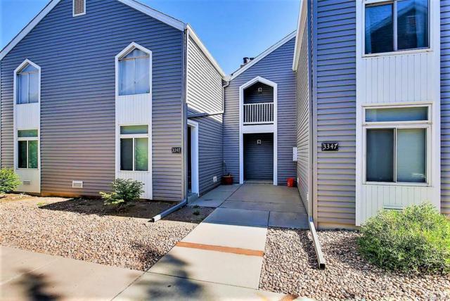 3347 S Monaco Parkway A, Denver, CO 80222 (MLS #8807380) :: 8z Real Estate