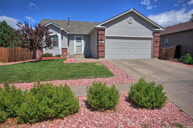 5764 Brennan Avenue, Colorado Springs, CO 80923 (#8807412) :: The Pete Cook Home Group