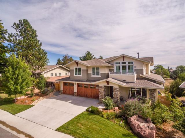 2245 Hillsdale Circle, Boulder, CO 80305 (#8807935) :: The City and Mountains Group