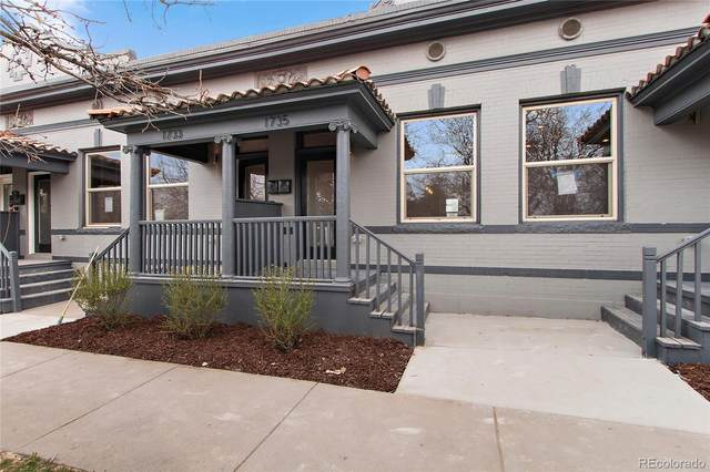 1735 Martin Luther King Boulevard, Denver, CO 80205 (#8807964) :: Wisdom Real Estate