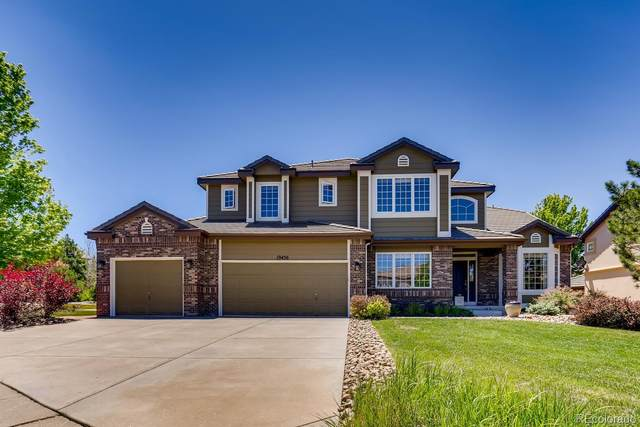 19456 E Maplewood Place, Aurora, CO 80016 (#8808137) :: The HomeSmiths Team - Keller Williams