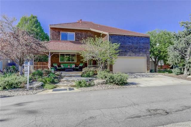 1467 Patton Drive, Boulder, CO 80303 (MLS #8808512) :: Kittle Real Estate