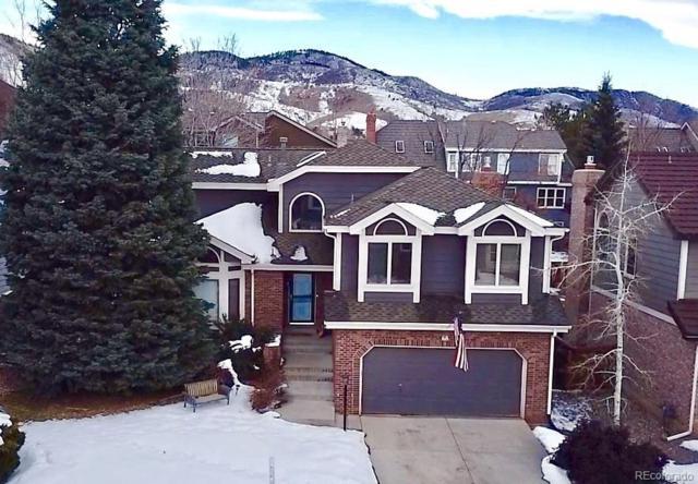 68 Dawn Heath Circle, Littleton, CO 80127 (#8808712) :: House Hunters Colorado