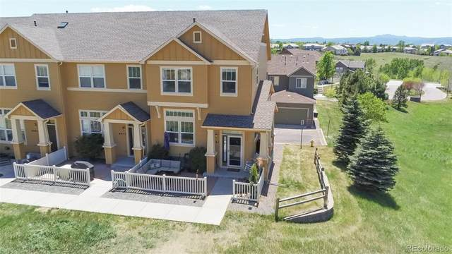 4061 Sandia Trail, Castle Rock, CO 80109 (#8808720) :: Briggs American Properties
