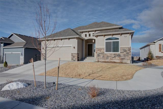 8420 Wayne Court, Colorado Springs, CO 80924 (MLS #8809060) :: Kittle Real Estate