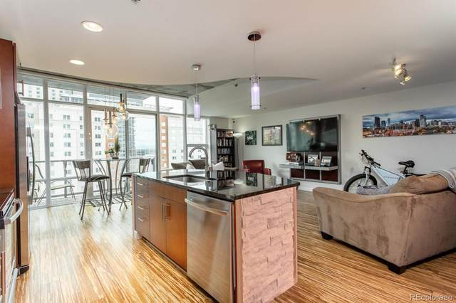 891 14th Street #1710, Denver, CO 80202 (#8809116) :: The Healey Group