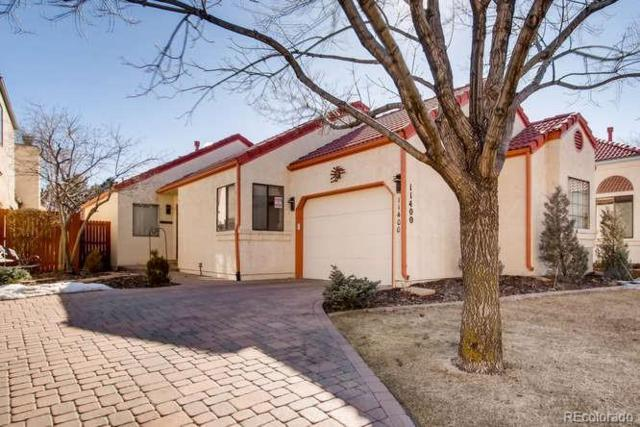 11400 W 84th Place, Arvada, CO 80005 (#8809133) :: The Peak Properties Group