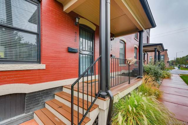 728 31st Street, Denver, CO 80205 (#8809239) :: Chateaux Realty Group